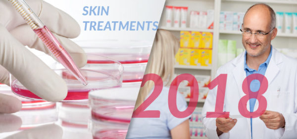 Skin Treatments Introduced in 2018